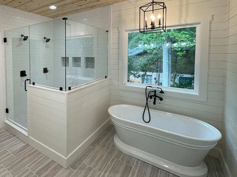 All About Shower Doors and How to Choose